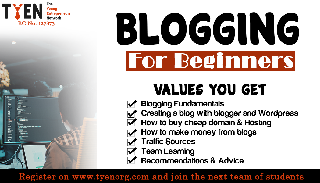 Blogging For Beginners (OT - O)
