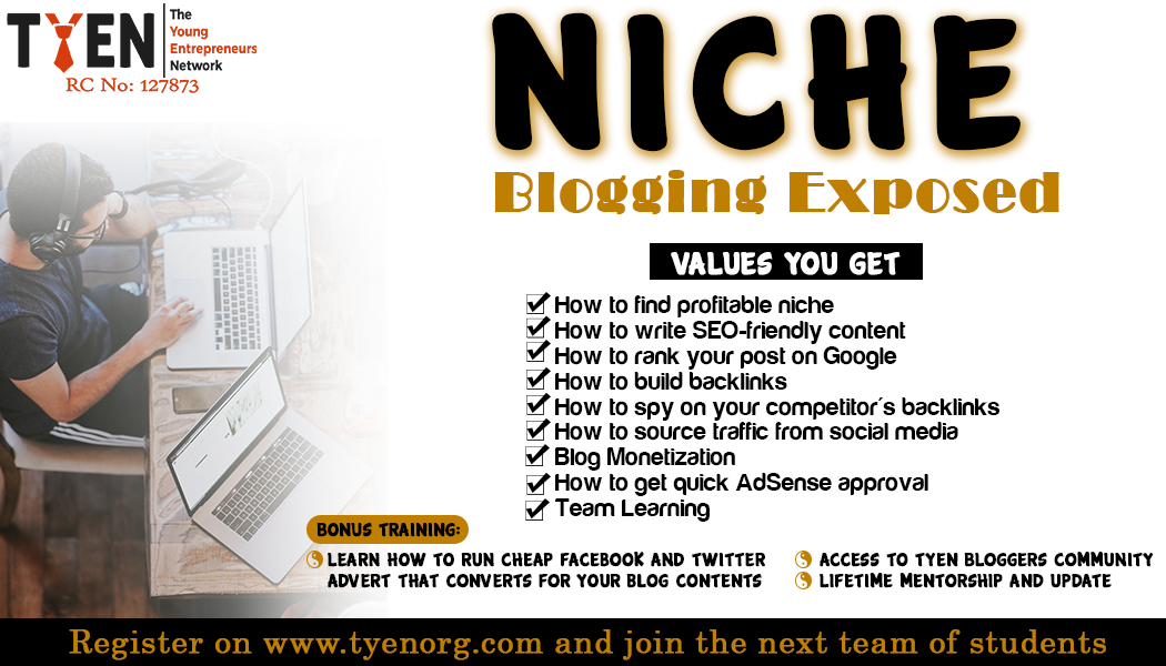 Niche Blogging Exposed (OT - O)